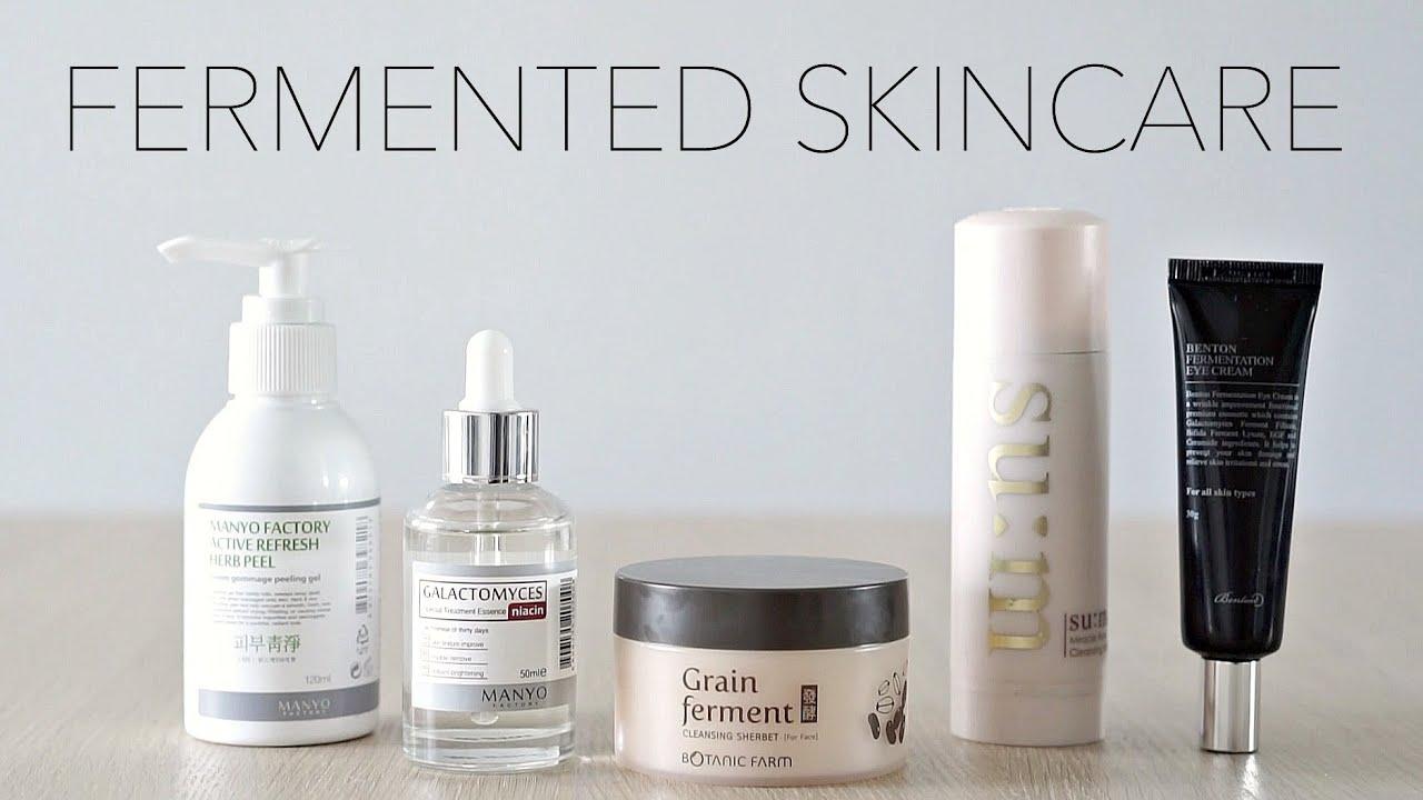 Fermented Skincare