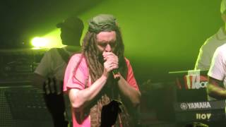 Alborosie & The Shengen Clan Band - Crazy Baldhead (Cover Bob Marley & The Wailers)