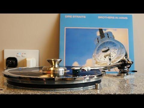 Dire Straits - Money For Nothing (vinyl: Hana EL, Graham Slee Accession MC, PTP Solid 12)
