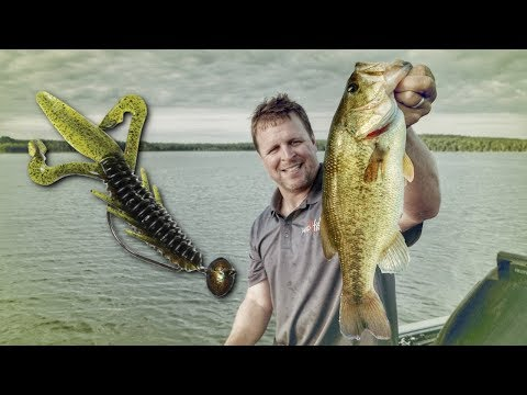 A Detailed Guide To Bass Fishing With Swinging Jigs