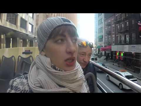 FlypengsTV / США. Сезон 2. Часть 1. Таня в Нью Йорке.