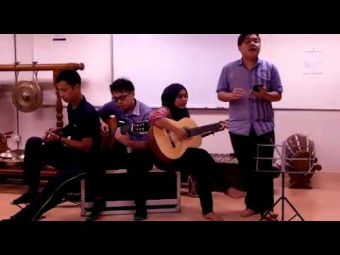 Bila Larut Malam Cover Version