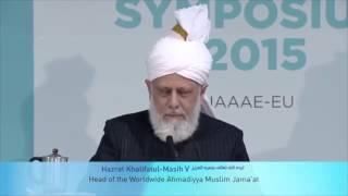 Le Calife de l'islam s'adresse aux architectes et les ingénieurs - 2015
