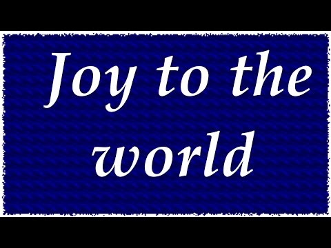 Joy to the World - Christmas Song with Lyrics | QPT