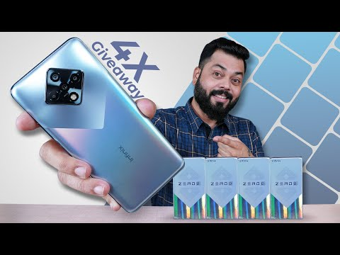 Infinix Zero 8i Unboxing & First Impressions | 4x Giveaway⚡⚡⚡Helio G90T, 90Hz Screen & More