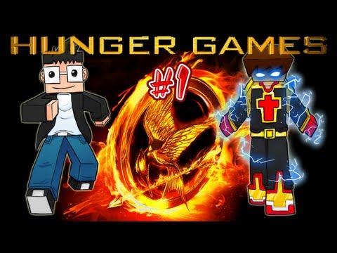 Minecraft: HUNGER GAMES  - Ep.1 - Un bon coup d'adrénaline