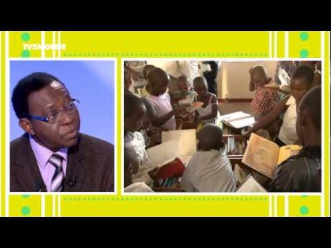 Africanités : Le français en Afrique - TV5MONDE