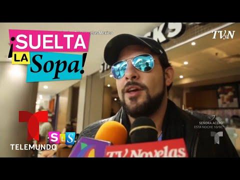 ¡Jerry Bazúa y Paulina Rubio en su peor momento!  Suelta La Sopa  Entretenimiento