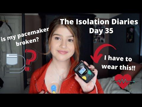 Is My Pacemaker BROKEN??| Coronavirus: Isolation Diaries - Day 35