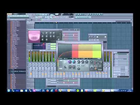 FL Studio Synth Air  PAD Drum & Bass