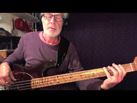 Walking Bass Lesson