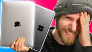 How did Microsoft screw this up? - Surface Pro X (SQ2) vs M1 Macbook Air