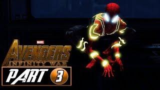 Avengers: INFINITY WAR Spider-man Part 3 - TASM 2 MOD