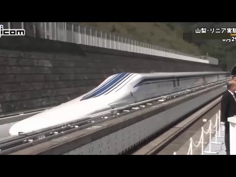 China developing again 600 kph high speed trains besides
