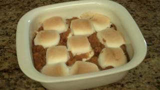 Southern Style Sweet Potato Bake