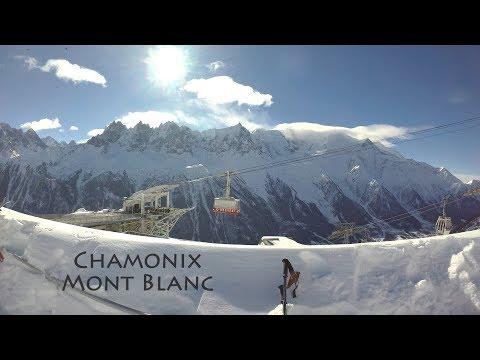 Chamonix Skiing 2018 (4K)