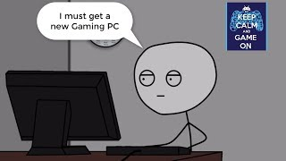 When A Gamer Gets A GAMING PC