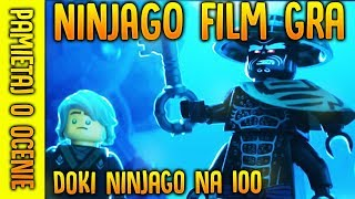 LEGO NINJAGO MOVIE GRA WIDEO - LEGO NINJAGO FILM GRA - DOKI NA 100% 1