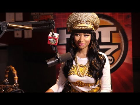 Nicki Minaj talks about Her New Movie, Loving the Female Body, and More...