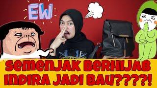 APA AJA YANG WAJIB ADA DI TAS UNTUK CWE BERHIJAB???! | Indira Kalistha
