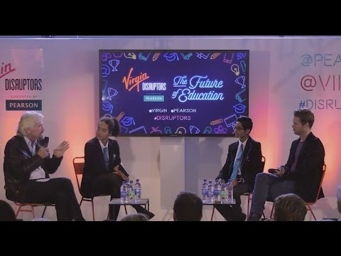 Virgin Disruptors: Education Outside of the Classroom
