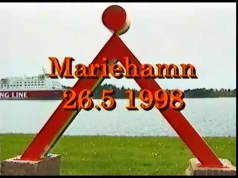 Mariehamn 26.5.1998