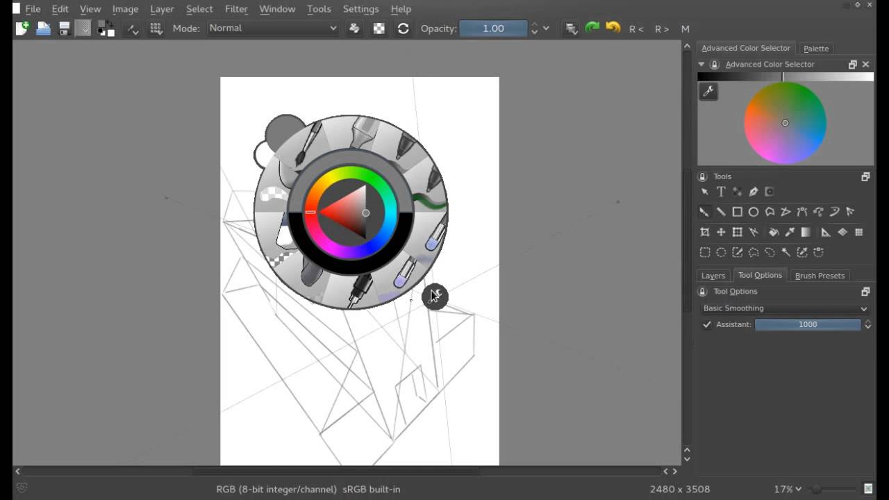 The Most Powerful Features in Krita for Digital Painters