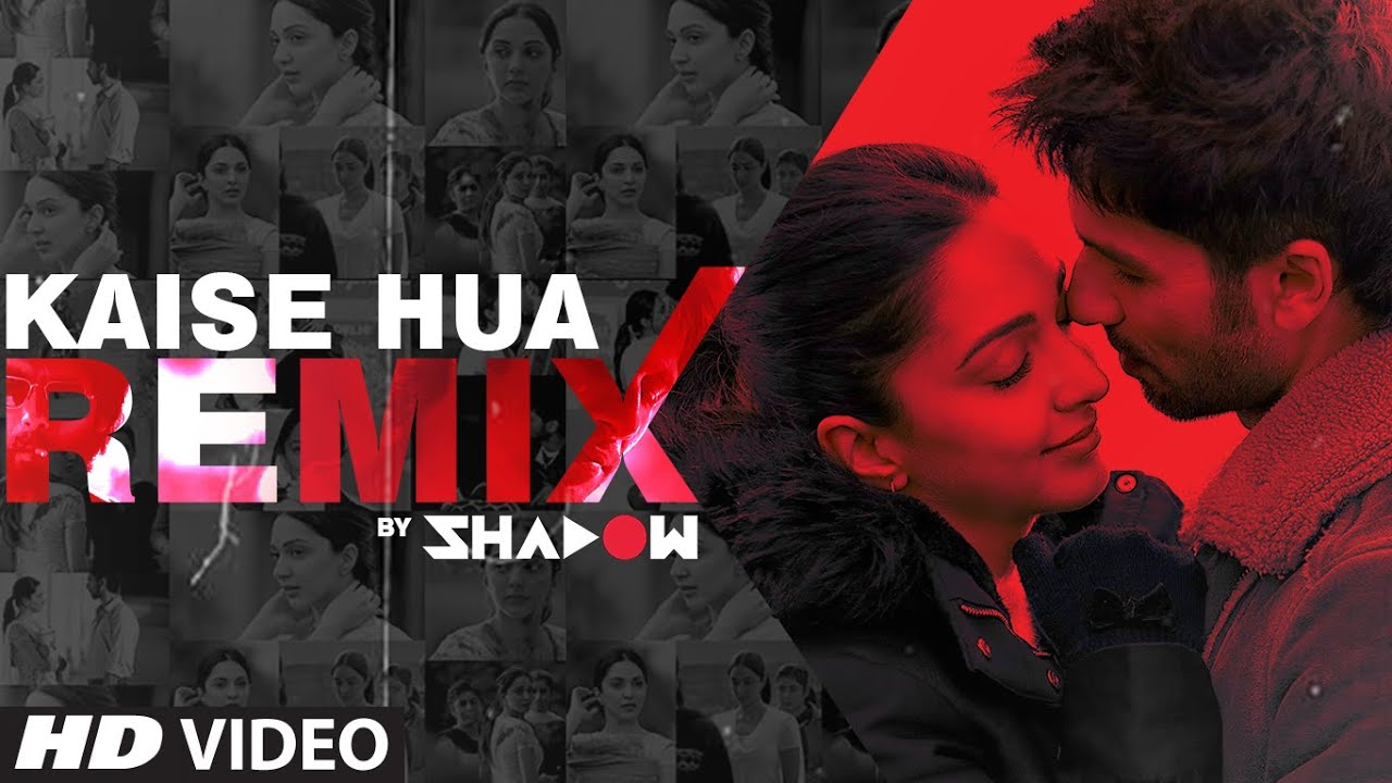 REMIX: Kaise Hua Song | DJ Shadow | Kabir Singh | Remix 2020 Hindi | T-Series