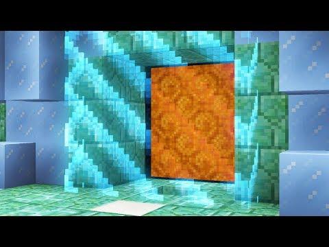 SECRET UNDERWATER PORTAL! (Captive Minecraft Survival)