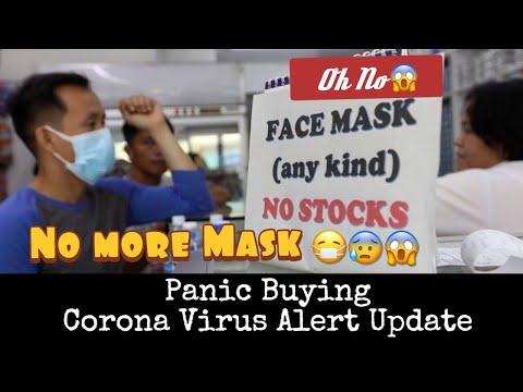 Novel Buying Mask More No Panic Virus Corona Surgical Oh