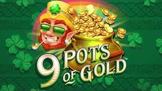 9 Pots of Gold Online Slot Promo