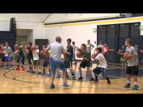 Offensive Skills and Drills Clinic