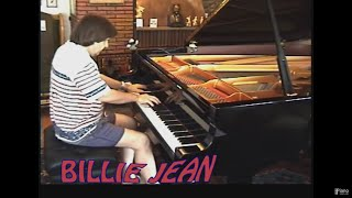 Billie Jean - Michael Jackson - Piano Cover - Sheet music - Noten