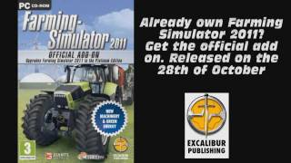Farming Simulator 2011 Platinum Edition Product Video 2
