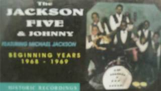 The Jackson Five & Johnny - Tracks Of My Tears