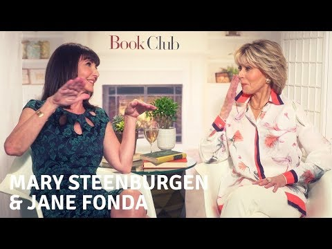 Mary Steenburgen accidentally reveals a little too much during