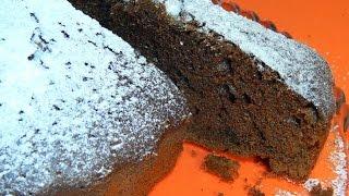 Шоколадный кекс рецепт .(Шоколадный кекс из заварного теста).Простой кекс