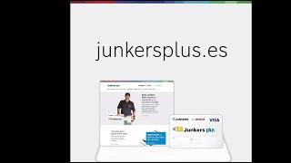 ¿Conoces Junkers Plus? El club de los profesionales de la instalación