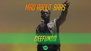 DeeFundo - Mad About Bars w/ Kenny Allstar (Spotify Special)   @MixtapeMadness