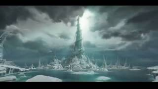 Warcraft 3 Cinematic (TFT Конец) улучшенный с помощью нейросети