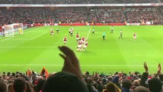 Download Video Mesut Ozil Goal - Arsenal v Newcastle United (1-0) - 16 Dec 2017 MP3 3GP MP4