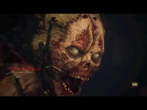 Call of Duty ww2 zombies split screen