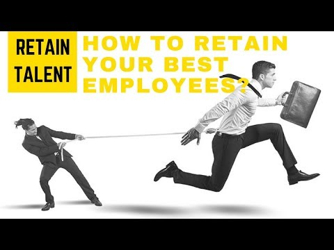 TALENT RETENTION: How to reduce Attrition