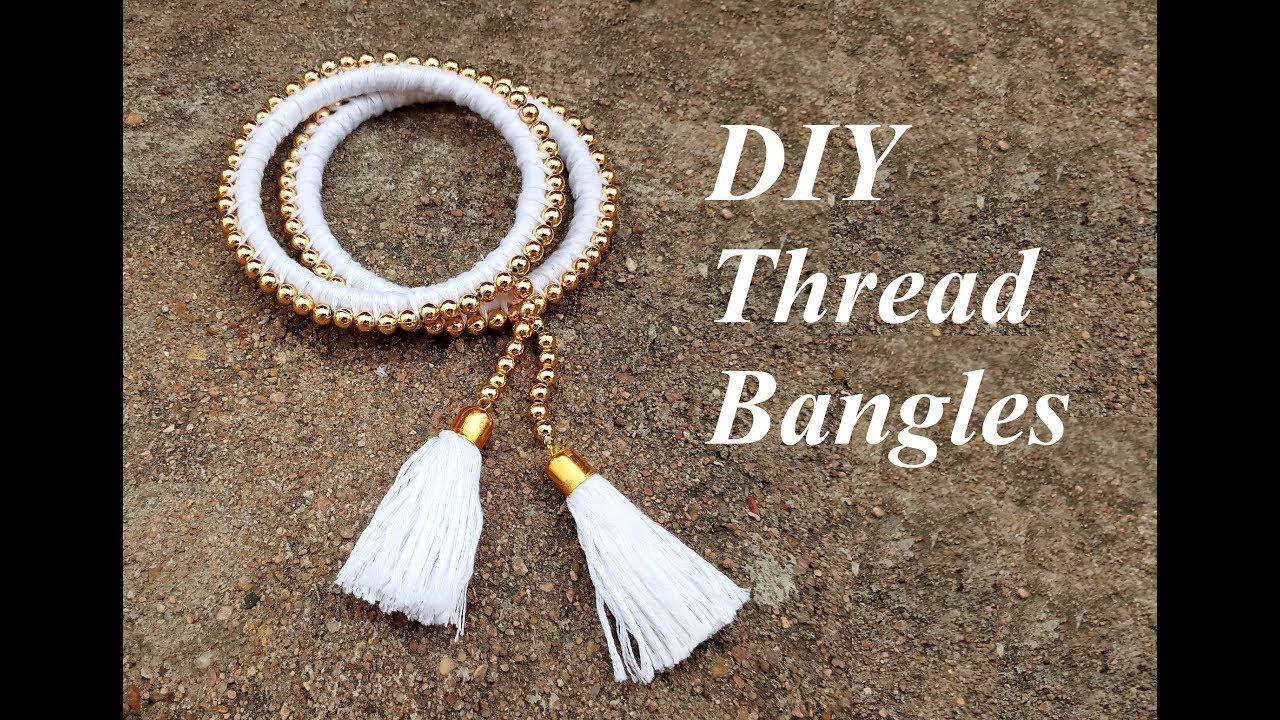 how to make crystal bangles at home