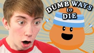 Dumb Ways to Die 2: The Games - KIDS MODE - Part 5 (iPhone Gameplay Video)