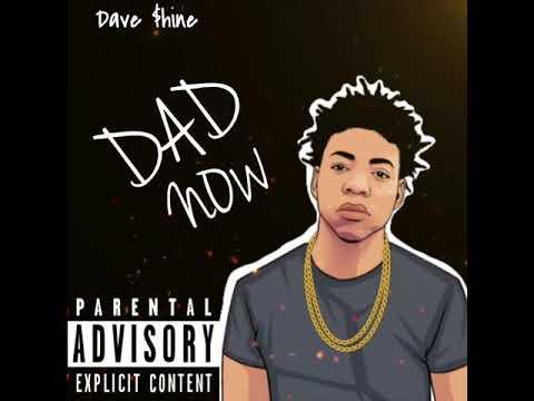 David Shine - Dad Now lyric video (Prod. Illinstrumentals)