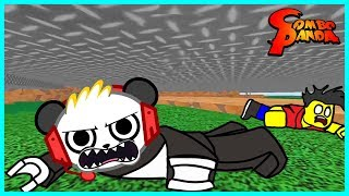 Roblox CrusheR I'M SQUISHED INTO A SQUISHIE Let's Play with Combo Panda
