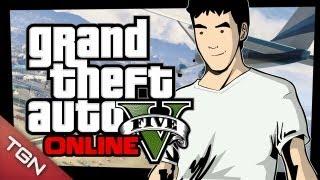 GTA 5 ONLINE MULTIPLAYER: ¡¡PRIMEROS MINUTOS!! - (GTA V GAMEPLAY)