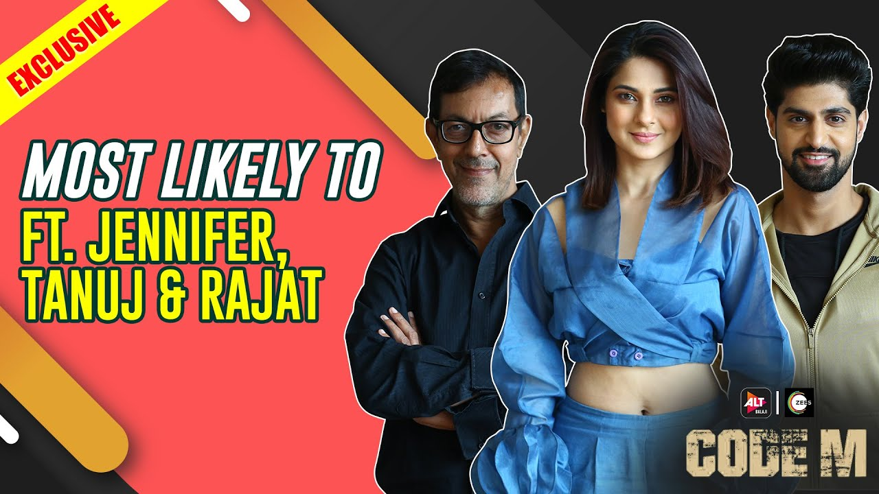 EXCLUSIVE: 'Most Likely To' Ft. Jennifer Winget, Tanuj ...