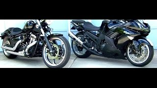 Cruisers & Sport Bikes- What's The Difference?